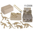 wholesale Toys: Discover dinosaur skeleton