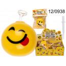 groothandel Ballen & clubs: Rubberen bal yoyo emoticon