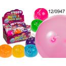 Inflatable ball yo-yo