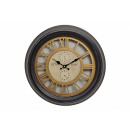 Metal clock XL