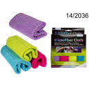 wholesale Cleaning: Microfiber cloth (4 pieces)