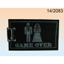 grossiste Tapis & Sols:Paillasson Game Over
