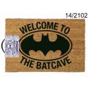 grossiste Tapis & Sols:essuie - glace Batman