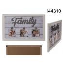 ingrosso Accessori e ricambi: Cornice per foto di famiglia con clip