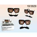 wholesale Glasses:Glasses with a mustache