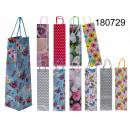 wholesale Shopping Bags:Bottle bag 10 x 35 cm