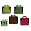 wholesale Notebooks & Tablets: Felt Case for Tablet with handles