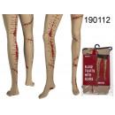 Großhandel Strümpfe & Socken: Blutige Narbenstrumpfhose - Halloween