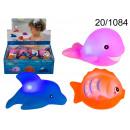 Sea animals for LED bath
