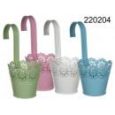 wholesale Plants & Pots:Metal hanging pot