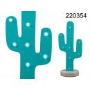 groothandel Verlichting:Houten cactus LED