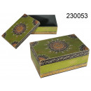 wholesale Jewelry Storage: Wooden casket box. Oriental style. II