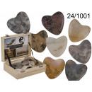 pietre decorative cuore