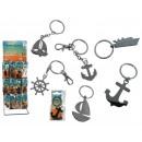 grossiste Porte-cles: Voile Porte-clés en métal