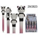 Großhandel Stifte & Schreibgeräte:Kugelschreiber Panda Bär