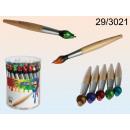 grossiste Stylos et crayons:brosse stylo