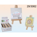 wholesale Heating & Sanitary: Mini canvas to paint on an easel