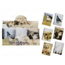 Großhandel Hefte & Blöcke: Spiralblock mit zwierzaczkami