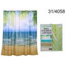 wholesale Bath & Towelling:The shower curtain beach