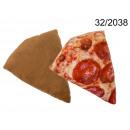 hurtownia Poduszki & koce: Poduszka kawałek pizzy 39 cm