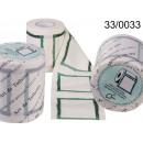 Toilettenpapier - do it yourself - Rahmen im Bild
