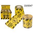 Toiletpapier - Let op! Gevaarlijke gassen