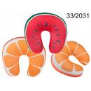 mayorista Mobiliario y accesorios oficina y comercio:Cojín de frutas cuello