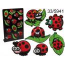 grossiste Magnetique:aimant ladybug