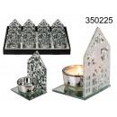grossiste Lanternes et lanternes: Maison Candlestick sur photophore