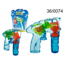 wholesale Garden playground equipment:Gun soap bubbles