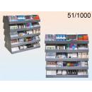 Die Palette der  Produkte zu verkaufen