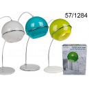 grossiste Fournitures de bureau equipement magasin: La lampe sur le  bureau - une boule de verre