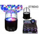 wholesale USB-Accessories: LED ball for the party - rotating