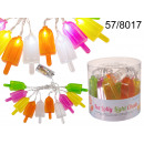 wholesale Light Garlands:LED garland of flowers
