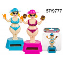 wholesale Swimwear: Figurine solar woman in a bikini
