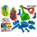 Großhandel Outdoor-Spielzeug: Set von Spielzeug für Sand - Archäologe