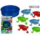 grossiste Jeux de societe: Les grenouilles de saut d'obstacles