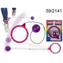 Skip ball - skipping rope