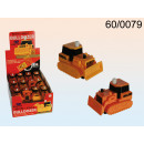 wholesale Models & Vehicles:Mini Bulldozer wound