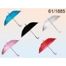 hurtownia Torby & artykuly podrozne: Parasolka przezroczysta kolor