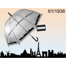 wholesale Bags & Travel accessories: Umbrella transparent city
