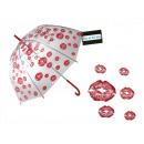 boca paraguas transparente