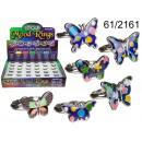 Großhandel Ringe: Ring mit einem Schmetterling