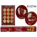 Calendar Kama Sutra scratch card