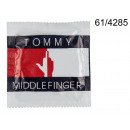 wholesale Erotic-Accessories: Condom Tommy Middlefinger
