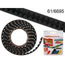 wholesale Light Garlands:Tape 125 cm - black