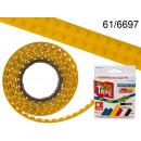 Tape 125 cm - yellow