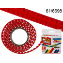 wholesale Light Garlands:Tape 125 cm - red