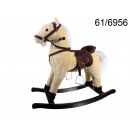 wholesale Kids Vehicles:Rocking horse beige