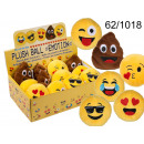 wholesale Licensed Products:Plush ball emoticon